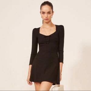 REFORMATION MINI DRESS